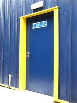 Wessex Industrial Doors Gallery Of Examples Of