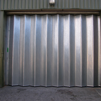 folding sliding doors installation & Sliding Folding Doors - Wessex Industrial Doors