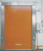 General Purpose Rapid Roll Doors Technical Details