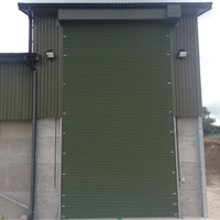 Agricultural Barn Unit Warehouse Doors