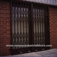 Security Shutters and Grilles