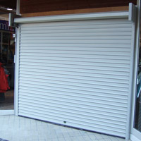 Shopfront Security Roller Shutters