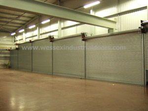 National Industrial Roller Shutter Doors Manufacturer