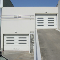 Heavy Duty Commercial Garage Doors