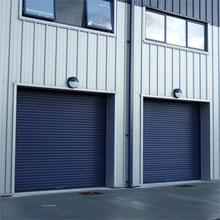 Industrial Doors For Business Units