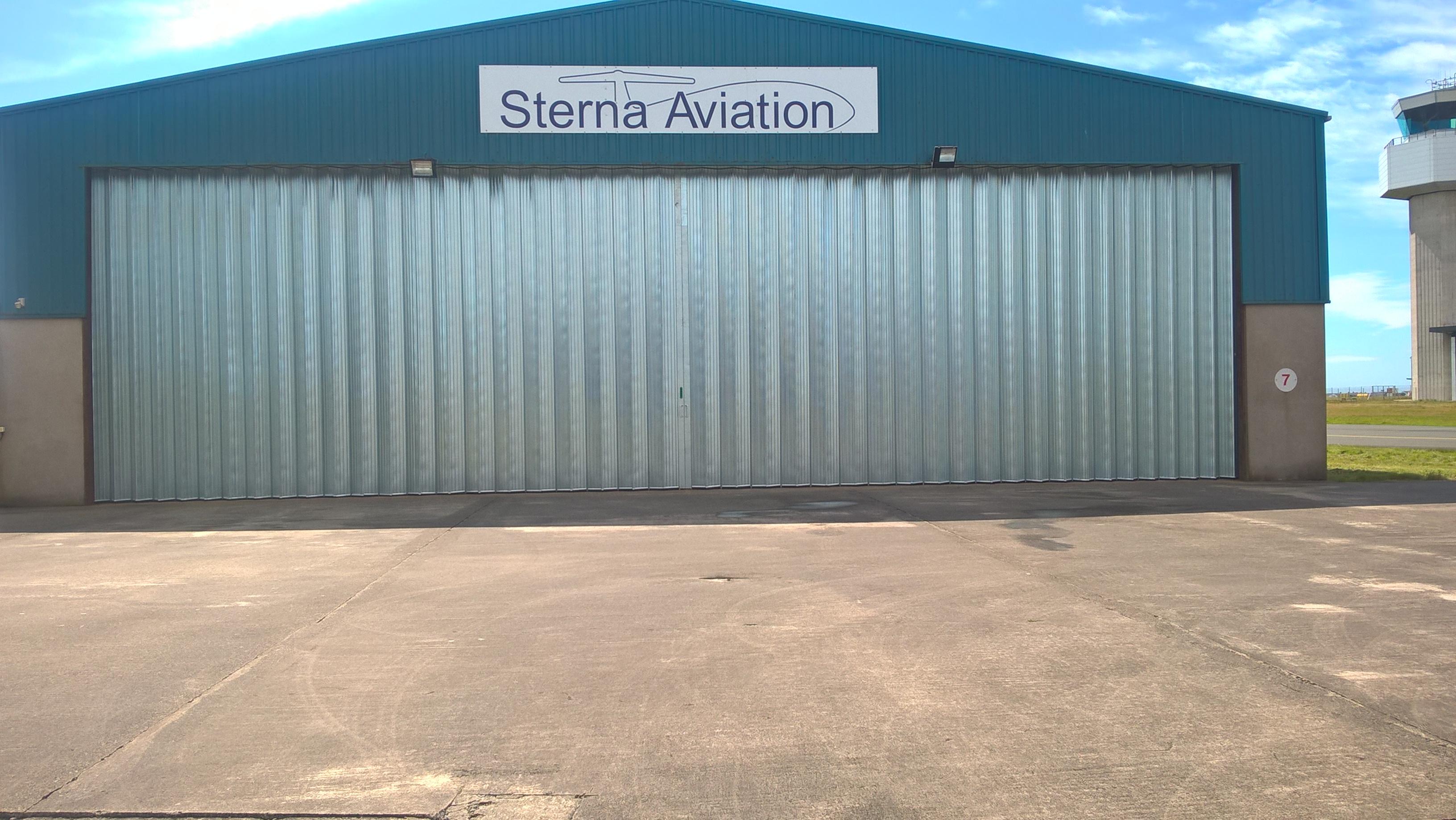Aviation Doors