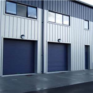 Up and Over Roller Doors for Business Units