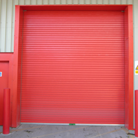 Industrial PVC Curtain Installation Projects