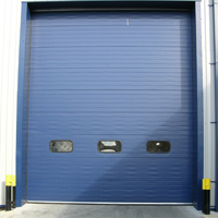 Overhead Sectional Door Installation Projects