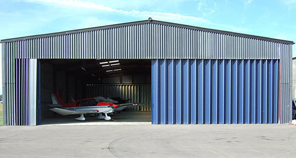 Aircraft Hangar Doors - Light Aircraft, Helicopters, Fixed Wing
